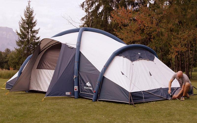Camping des Tentes Gay ⛺️