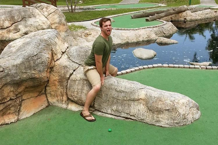 Mini Golf ⛳️