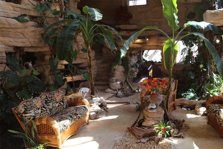 Chambre Jungle Juice 🌴