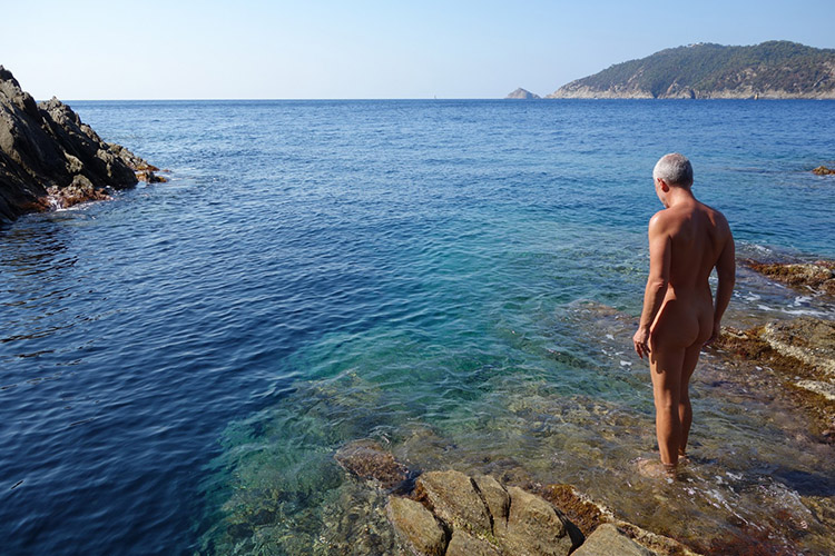 L'Île du Levant naturiste 🏝
