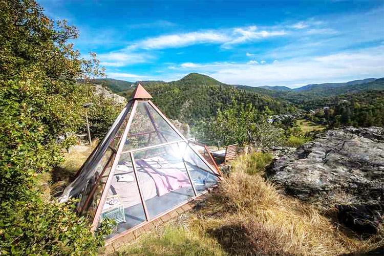 Bungalow Pyramide ⛰