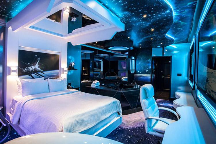 Chambre Voie Lactée 🚀