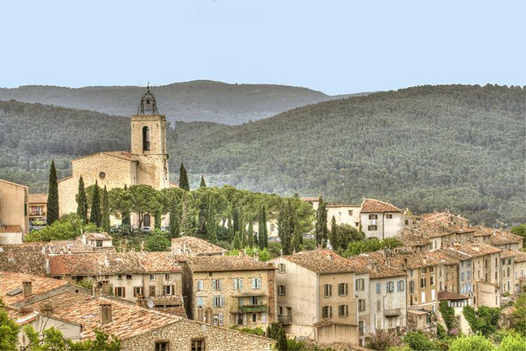 Les Villages de Provence 🏘