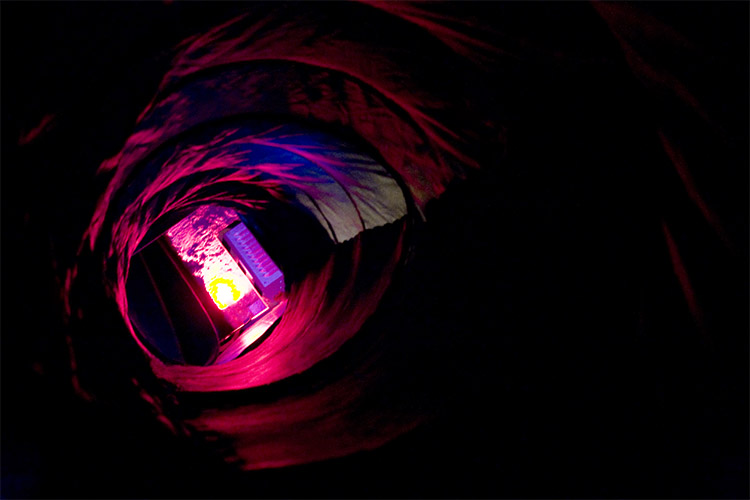 Tunnels du Chapiteau 🎪